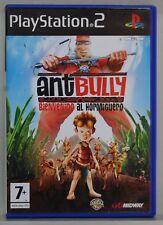 ANT BULLY BIENVENIDO AL HORMIGUERO - PLAYSTATION 2 - PAL ESPAÑA - COMPLETO