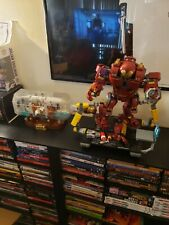 Lego 76105 hulkbuster ultron edition and lego ship in the bottle