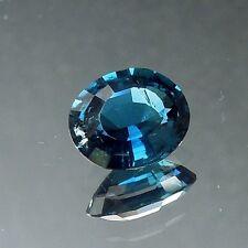 Royal blue indicolite tourmaline Namibia 0.85 carat