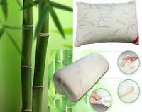 Bamboo Memory Foam Mattress Topper & pillow -  4CM thick Luxury Quality