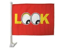 """12x18 Wholesale Lot 12 Look Eyes Red Car Vehicle 12""""x18"""" Premium Quality Flag"""