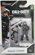 Mega Construx Call of Duty OUTRIDER BOW SPECIALIST SERIES 2 Building Set FMG06