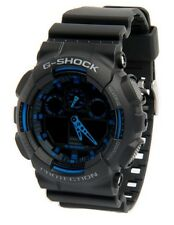 CASIO G Shock GA100 1A2 Magnetic & Shock Resistant Mens Watch G-Shock GA-100-1A2