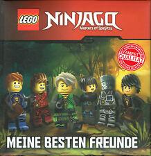 Lego Ninjago: Meine besten Freunde, Freundebuch, Poesiealbum, Ameet-Verlag, NEU
