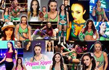 PEYTON ROYCE (WWE) Collage Poster