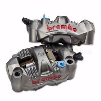 BREMBO GP4-RS 108mm Cast Radial Monoblock Calipers with Brake Pads 220C78310