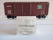 n scale micro trains 40' Gtw 585881
