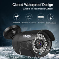 FLOUREON 1080P AHD 2.0MP 3000TVL PAL 3.6mm Lens COMS CCTV DVR Camera IR-CUT IP66