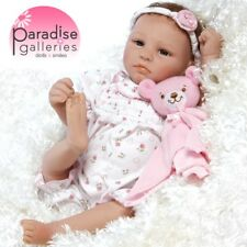 Paradise Galleries  Reborn Baby Girl Doll Bundle of Joy, 18-inch Newborn Baby
