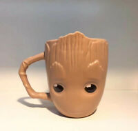 3D Cute Baby Groot Funny Ceramic Coffee Mug Water Milk Tea Cup Gift desk decor