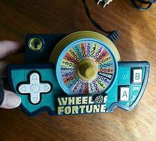 WHEEL OF FORTUNE Plug & Play Video Games Jakks Pacific 2005