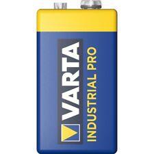 10x 9V E-Block MN1604 Varta Industrial PRO Alkaline Batterien 4022 6AM6  6LR61