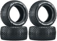 NEW Duratrax Traxxas 1/16 E-Revo / Summit Equalizer ST 2.2 Tire Set (4) DTXC5...