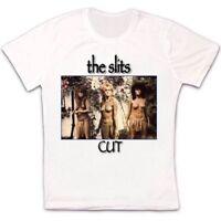 The Slits Cut Punk Rock Retro Vintage Hipster Unisex T Shirt 1821