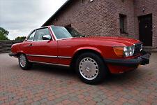 1988 Mercedes Benz 560SL R107 SL560 W107 top zustand H-Zull