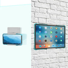TFY Universal Wall Mount for Tablets & Phones-Fits on Kitchen, Bathroom, Bedroom