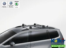 Original Volkswagen Grundträger Tragstäbe Gepäckträger Dachträger Sharan 7N