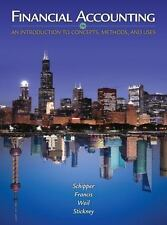 Financial Accounting : An Introduction to Concepts, Methods, 14 ed