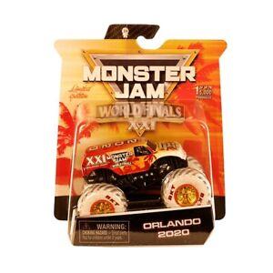 2020 Spin Master Monster Jam World Finals XXI Orlando Exclusive!