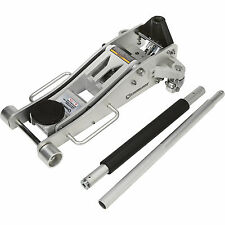 Strongway Hydraulic Aluminum Quick Lift Service Jack SWAJ3T