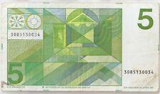 Netherlands 5  gulden 1973
