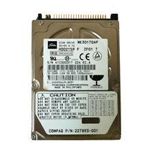 "Toshiba 30GB Internal HDD 4200RPM PATA IDE 2.5"" Laptop Hard Drive -MK3017GAP"