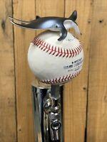 Tampa Bay Rays Tap Handle Beer Keg Rawlings MLB Baseball Devil Manta Ray