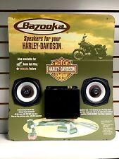 Harley Davidson Bazooka Motorcycle Audio Dealer Display (Car Amp Mobile Stereo)
