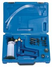 Vacuum Pump/brake Bleeding kit Draper Tools