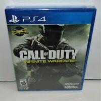 Call of Duty: Infinite Warfare (Sony PlayStation 4, 2016) Brand New & Sealed