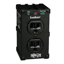 Tripp Lite ULTRABLOK428 Isobar Surge Protector Wall Mount Direct Plug In 2