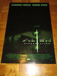 ALIEN RESURRECTION   original US Kinoposter    ca.69*102cm   gerollt