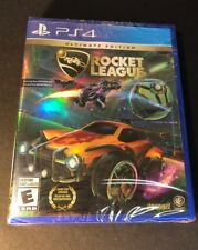Rocket League [ Ultimate Edition ]  (PS4) NEW
