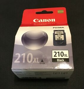 One New Sealed Genuine CANON PIXMA PG-210XL INK CARTRIGDE