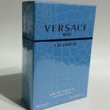 NEW Man Eau Fraiche by Gianni Versace 3.4 oz EDT Cologne for Men Fragrance 100ml