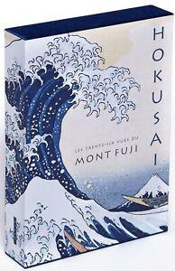 Hokusai Les trente-six vues du mont Fuji - Amélie Balcou - Hazan