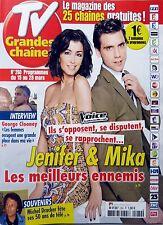 Mag 2014_JENIFER_MIKA_MICHEL DRUCKER_GEORGE CLOONEY_FRANCK SEMONIN_ENORA MALAGRE