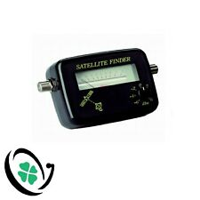 Satellite Finder Sat Signal Meter Finder Free To Air DIY meter for Free TV