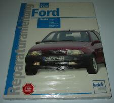 Reparaturanleitung Ford Fiesta Typ JBS / JAS 1,2 1,3 1,4 8 + 16V ab 1996 - 2000!