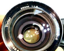 Vivitar 35mm f1.9 lens for Nikon Non Ai F mount prime 1:1.9
