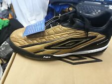 UMBRO   zv pro in gold astro  leather size 6.uk at £20 LEATHER ASTRO
