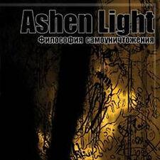 """Ashen Light """"Philosophy Of Self Destruction"""" (NEU / NEW)"""