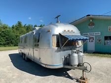1977 Airstream 31' Sovereign Land Yacht rear bedroom No Reserve, Free Delivery!