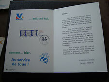 FRANCE - document 23-24/5/1991 (vacances PTT) (cy74) french (E)