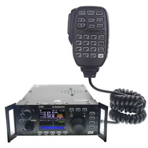 Xiegu G90 HF Amateur Radio 0.5-30MHz HF Transceiver SSB/CW/AM/FM SDR Structure