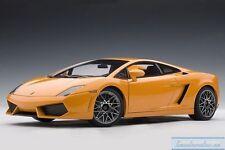 1/18 AutoArt Lamborghini Gallardo LP560-4 (Borealis/metallico arancione)