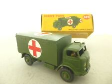 Dinky Toys Army Fordson Military Ambulance - DinkyToys Military Models