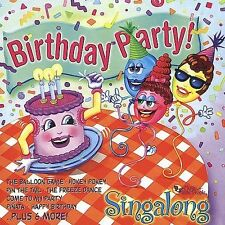 Birthday Party!-Singalong  CD NEW