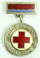 "Badge /""Honorable Donor of The USSR/"" почетный донор СССР"