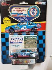 Richard Petty #43 1992 Fan Tour Die Cast CAR Richmond International Raceway NEW